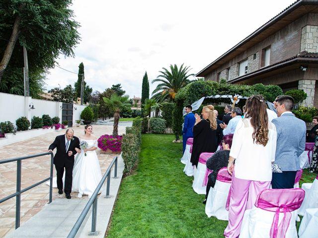La boda de Ángel y Raquel en Cubas De La Sagra, Madrid 12