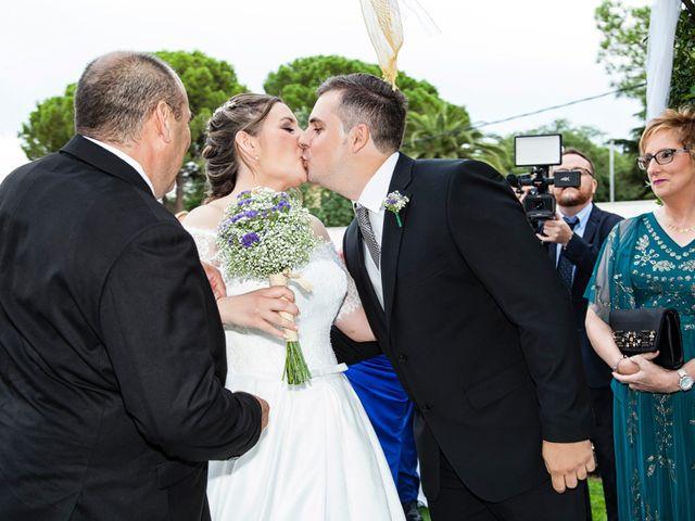 La boda de Ángel y Raquel en Cubas De La Sagra, Madrid 13