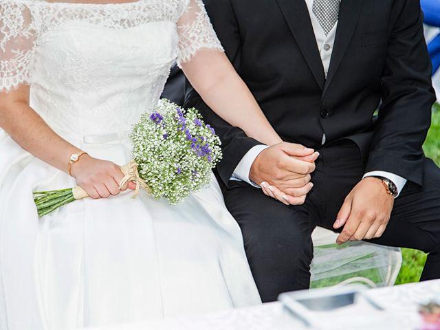 La boda de Ángel y Raquel en Cubas De La Sagra, Madrid 14