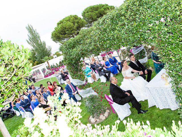 La boda de Ángel y Raquel en Cubas De La Sagra, Madrid 16