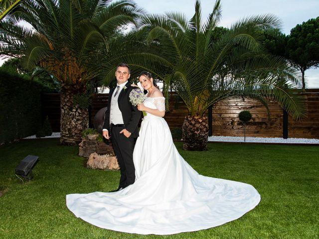 La boda de Ángel y Raquel en Cubas De La Sagra, Madrid 20