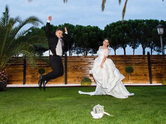 La boda de Ángel y Raquel en Cubas De La Sagra, Madrid 22