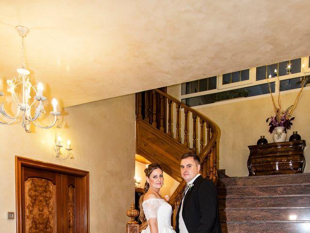 La boda de Ángel y Raquel en Cubas De La Sagra, Madrid 23