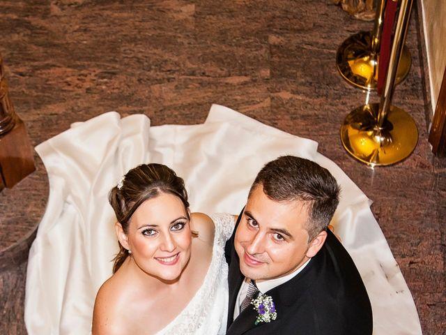 La boda de Ángel y Raquel en Cubas De La Sagra, Madrid 25