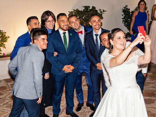 La boda de Ángel y Raquel en Cubas De La Sagra, Madrid 28