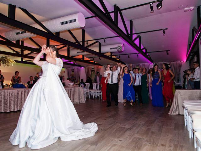 La boda de Ángel y Raquel en Cubas De La Sagra, Madrid 31