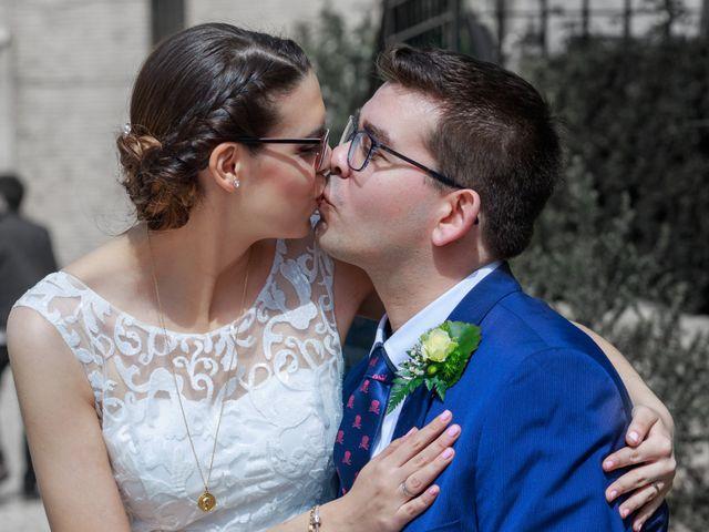 La boda de Pedro y Maria en Altea, Alicante 1