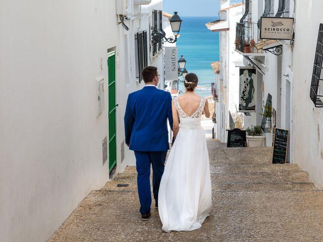 La boda de Pedro y Maria en Altea, Alicante 10