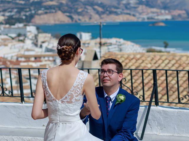 La boda de Pedro y Maria en Altea, Alicante 11
