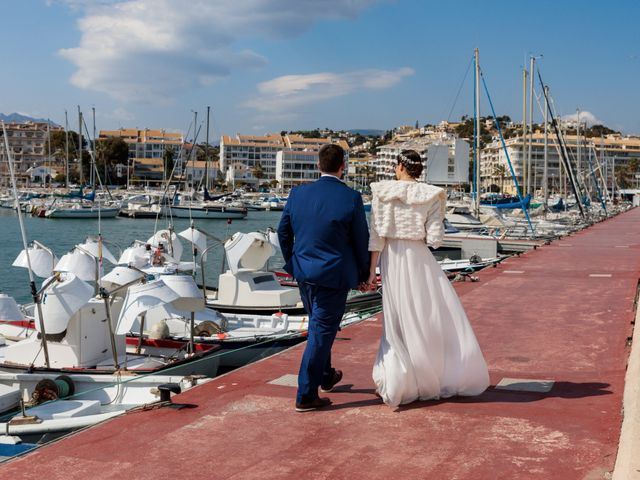 La boda de Pedro y Maria en Altea, Alicante 13