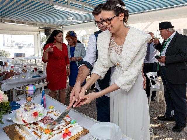 La boda de Pedro y Maria en Altea, Alicante 18