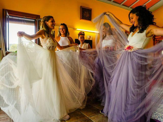 La boda de Lorena y Nieel en Castellnou De Bages, Barcelona 2