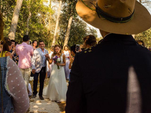 La boda de Lorena y Nieel en Castellnou De Bages, Barcelona 11