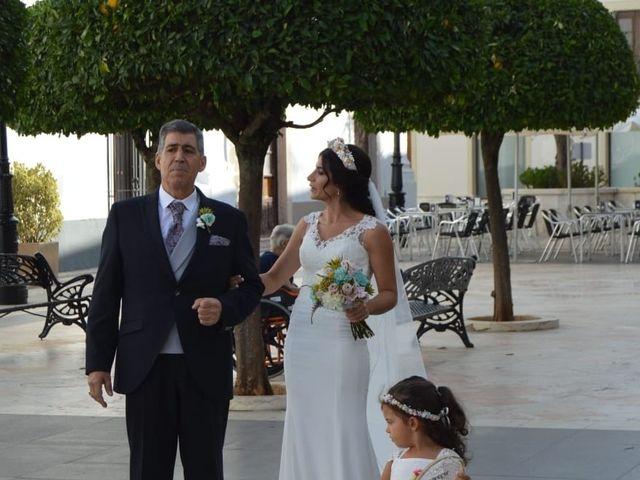 La boda de Ismael  y Estela  en Olivenza, Badajoz 12