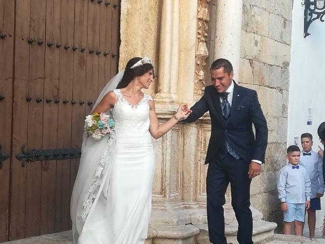 La boda de Ismael  y Estela  en Olivenza, Badajoz 13