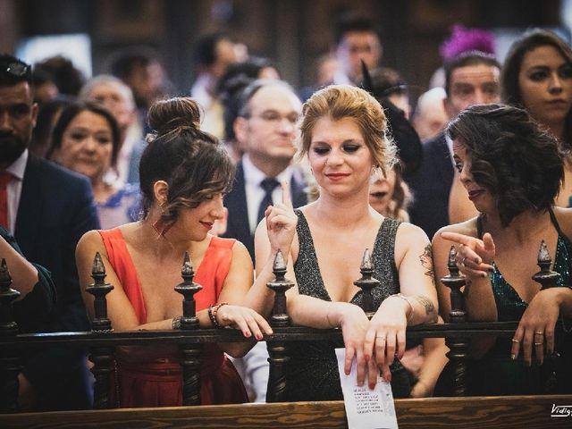 La boda de Ismael  y Estela  en Olivenza, Badajoz 17