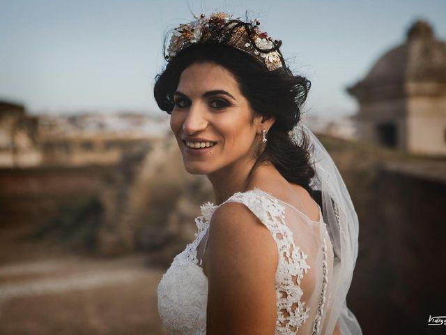 La boda de Ismael  y Estela  en Olivenza, Badajoz 18