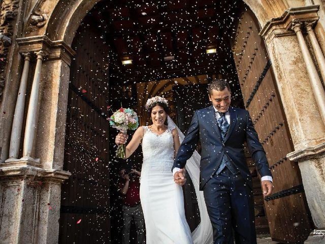 La boda de Ismael  y Estela  en Olivenza, Badajoz 21
