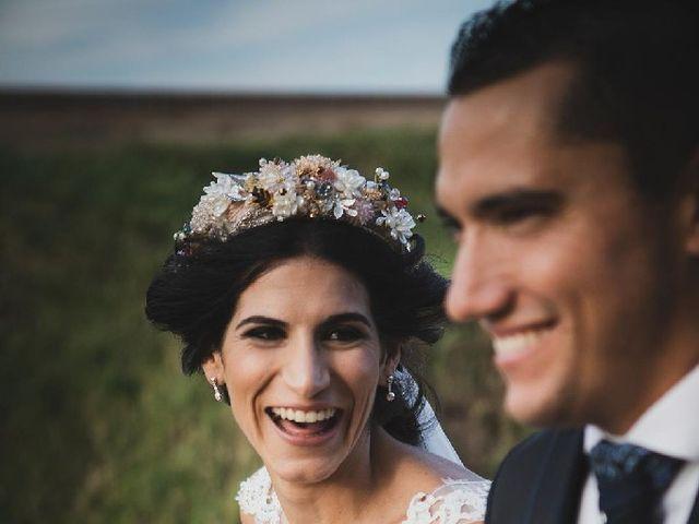 La boda de Ismael  y Estela  en Olivenza, Badajoz 22
