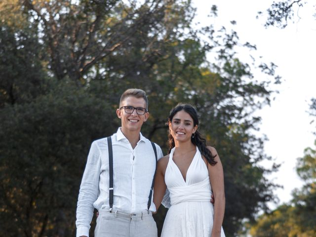 La boda de Marcos y Berta en Palamos, Girona 7