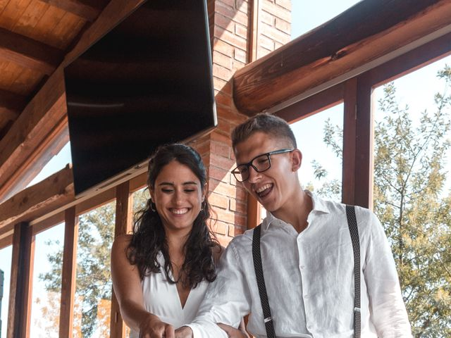 La boda de Marcos y Berta en Palamos, Girona 1