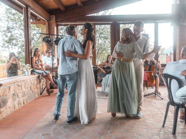 La boda de Marcos y Berta en Palamos, Girona 11