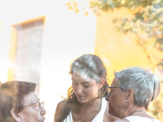 La boda de Marcos y Berta en Palamos, Girona 12