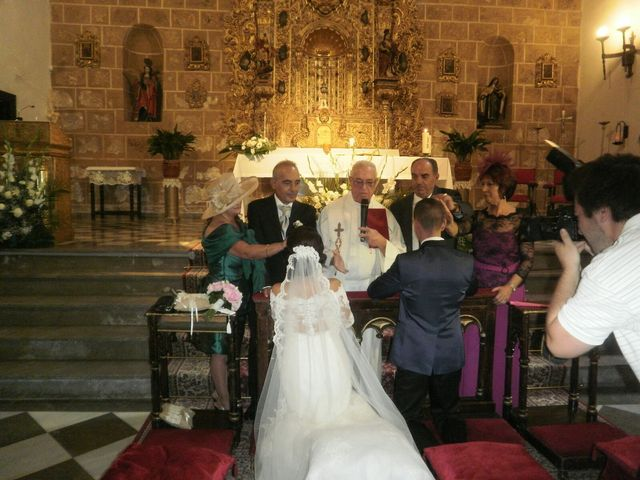 La boda de Migue y Laura en Granada, Granada 17