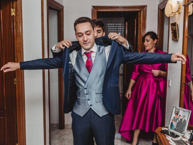 La boda de Nacho y Marta en El Tiemblo, Ávila 14