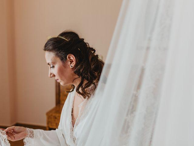 La boda de Nacho y Marta en El Tiemblo, Ávila 18