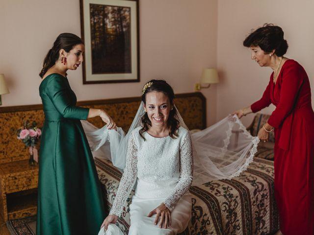 La boda de Nacho y Marta en El Tiemblo, Ávila 37