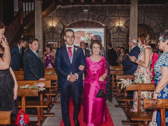 La boda de Nacho y Marta en El Tiemblo, Ávila 50