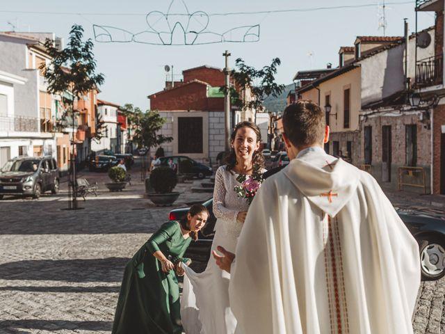 La boda de Nacho y Marta en El Tiemblo, Ávila 52