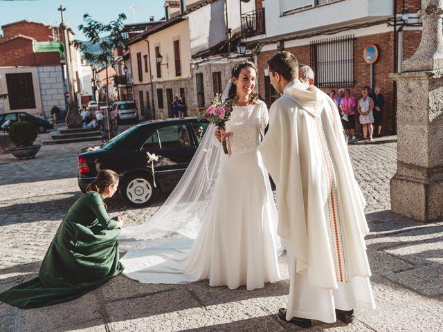 La boda de Nacho y Marta en El Tiemblo, Ávila 53