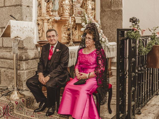 La boda de Nacho y Marta en El Tiemblo, Ávila 68