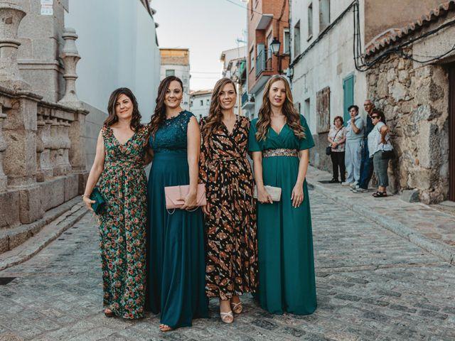 La boda de Nacho y Marta en El Tiemblo, Ávila 72