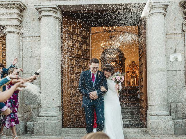 La boda de Nacho y Marta en El Tiemblo, Ávila 73