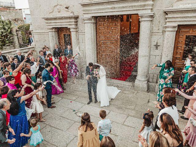 La boda de Nacho y Marta en El Tiemblo, Ávila 74