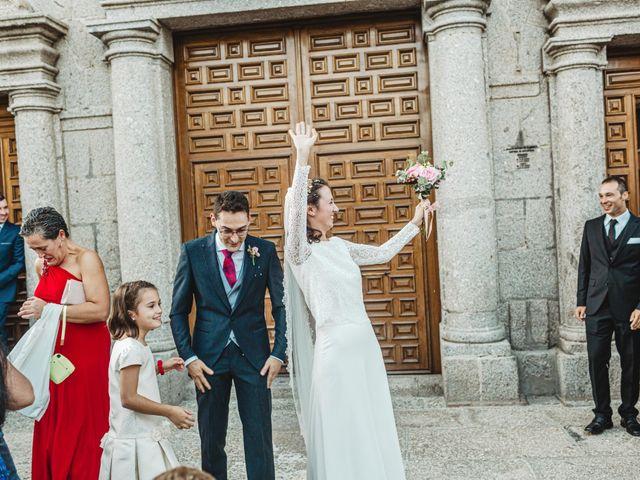 La boda de Nacho y Marta en El Tiemblo, Ávila 75