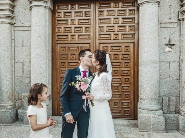 La boda de Nacho y Marta en El Tiemblo, Ávila 76