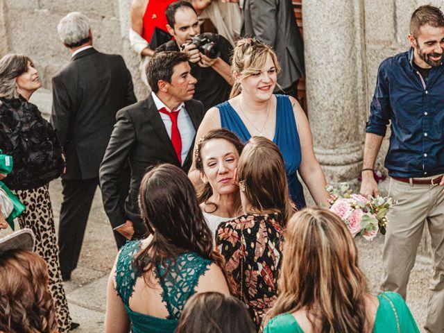 La boda de Nacho y Marta en El Tiemblo, Ávila 77