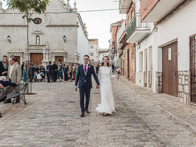 La boda de Nacho y Marta en El Tiemblo, Ávila 80