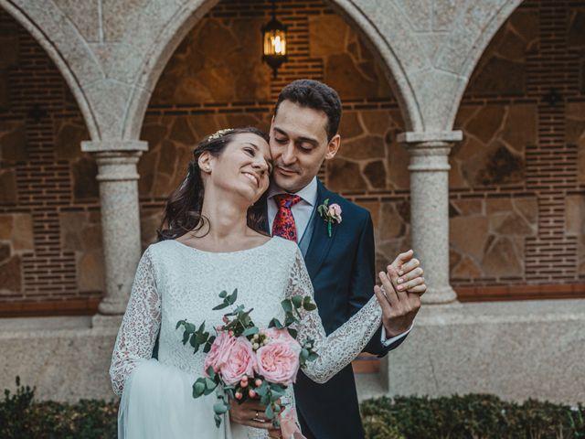 La boda de Nacho y Marta en El Tiemblo, Ávila 83