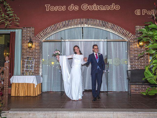La boda de Nacho y Marta en El Tiemblo, Ávila 90