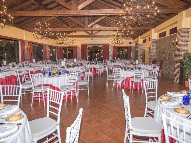 La boda de Nacho y Marta en El Tiemblo, Ávila 100