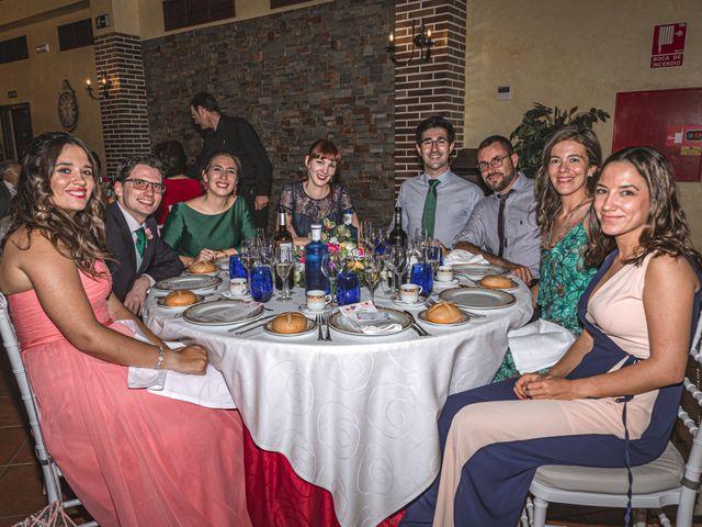 La boda de Nacho y Marta en El Tiemblo, Ávila 105