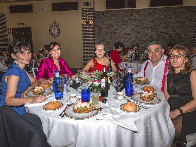 La boda de Nacho y Marta en El Tiemblo, Ávila 107