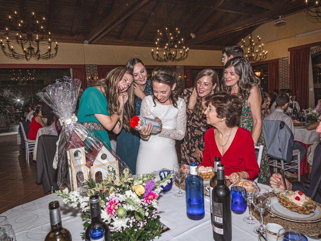 La boda de Nacho y Marta en El Tiemblo, Ávila 108