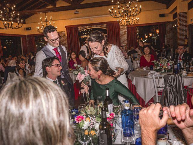 La boda de Nacho y Marta en El Tiemblo, Ávila 110