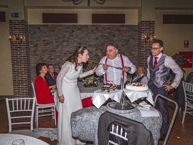 La boda de Nacho y Marta en El Tiemblo, Ávila 114